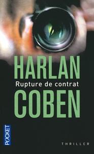 Harlan Coben - Rupture de contrat.