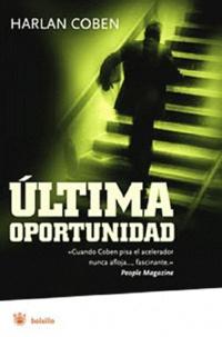 Harlan Coben - Ultima oportunidad.