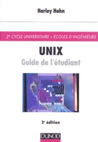 UNIX. Guide de l'étudiant, 2ème édition - Harley Hahn   Showmesound.org