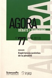 Nicolas Sallée et Alice Jaspart - Agora Débats/Jeunesse N° 77/2017 (3) : Expériences juvéniles de la pénalité.