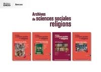 EHESS - Archives de sciences sociales des religions N° 189 : Pluralité du fait religieux en Iran.