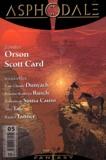 France-Anne Ruolz et Lionel Davoust - Asphodale N° 5 Octobre 2003 : Orson Scott Card.