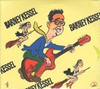 Cabu - Barney Kessel - Une anthologie 1953-1958. 2 CD audio