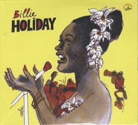 Cabu - Billie Holiday - Une anthologie 1947-1956, 2 CD audio.
