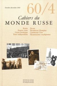 Valérie Mélikian - Cahiers du Monde russe N° 60/4, octobre-déc : .