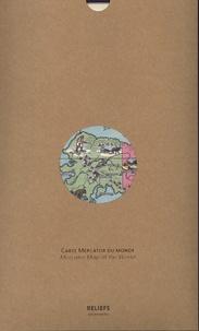 Chase Ernest Dudley - Carte Mercator du monde.