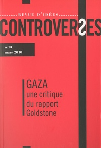 Controverses N° 13, Mars 2010.pdf