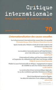 Christophe Broqua et Olivier Fillieule - Critique internationale N° 70 : .