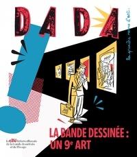 Christian Nobial et Antoine Ullmann - Dada N° 162 : La bande dessinée : un 9e art.