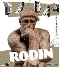 Raphaële Botte et Sandrine Andrews - Dada N° 165, Mai 2011 : Rodin.