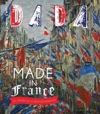 Christian Nobial et Antoine Ullmann - Dada N° 203, septembre 20 : Made in France - Les maitres de la peinture française.