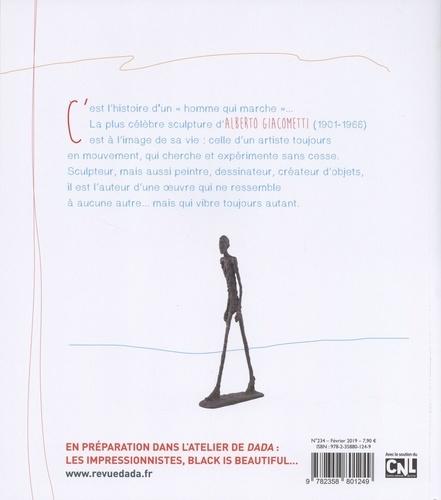 Dada N° 234, février 2019 Giacometti