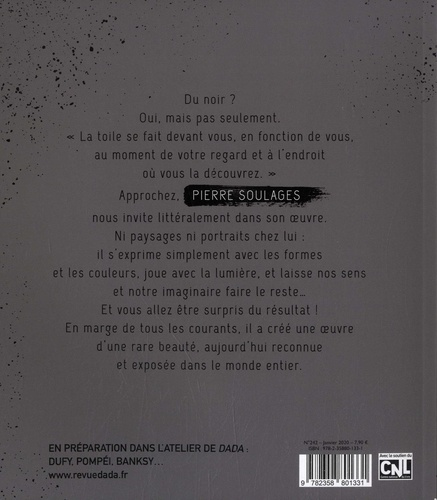 Dada N° 242 Soulages