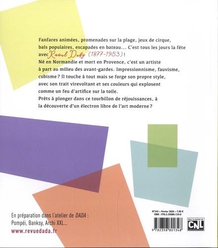 Dada N° 243, février 2020 Raoul Dufy
