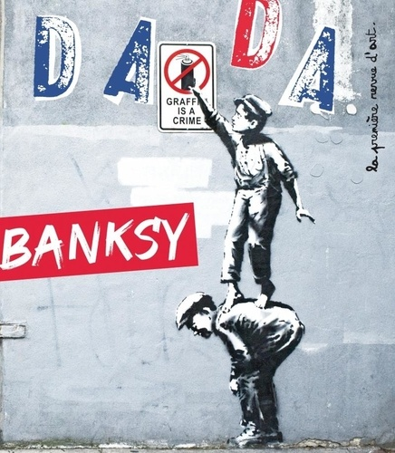Dada N° 245, avril 2020 Banksy