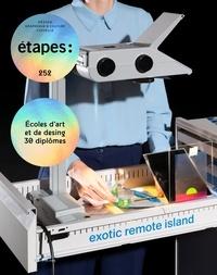 Caroline Bouige - Etapes N° 252, novembre-déc : Ecoles d'art et de design 30 diplômes.