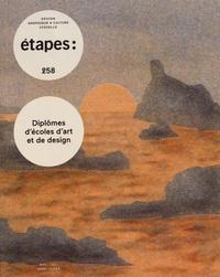 Caroline Bouige - Etapes N° 258, novembre-déc : Diplômes d'écoles d'art et de design.