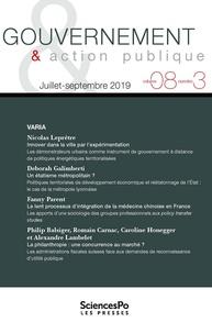 Philippe Bezes et Patrick Hassenteufel - Gouvernement & action publique Volume 8 N° 3, juill : .