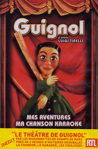 Luigi Tirelli - Guignol - DVD.