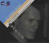 Jean-Marie-Gustave Le Clézio - Hier et aujourd'hui. 2 CD audio