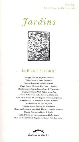 Marco Martella - Jardins N° 2, 2011 : Le réenchantement.