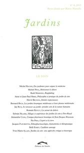 Michel Racine - Jardins N° 6, 2015 : Le soin.
