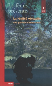 Claire Chatelet et Corvo Lepesant-Lamari - La fémis présente N° 1, décembre 2019 : La réalité virtuelle, une question d'immersion ?.