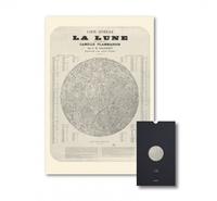 Camille Flammarion et Léon Fenet - La Lune.