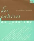 Jean Baumgarten et Judith Kogel - Les cahiers du judaïsme N° 32, 2011 : .