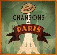 Le chant du monde - Les chansons de Paris. 12 CD audio