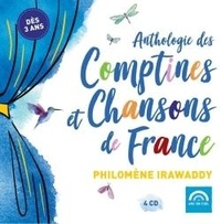 Philomène Irawaddy - Comptines et chansons de France.