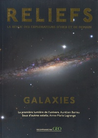 Pierre Fahys - Reliefs N° 4 : Galaxies.