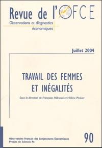 Françoise Milewski et Hélène Périvier - Revue de l'OFCE N° 90, Juillet 2004 : Travail des femmes et inégalités.