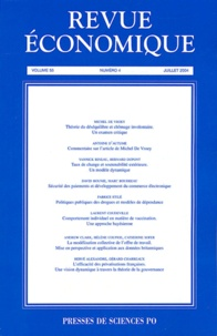 Michel De Vroey et Yannick Bineau - Revue économique Volume 55 N° 4 Juill : .