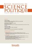 Revue - Revue française de science politique Volume 68 N°3, juill : .