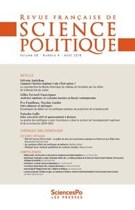 Yves Déloye - Revue française de science politique Volume 68 N° 4, août : .