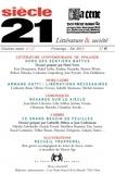 Jean Guiloineau et Gabrielle Althen - Siècle 21 N° 22, printemps-été : .