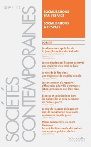 Sciences Po - Sociétés contemporaines N° 115, 2019 : .