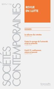 Sciences Po - Sociétés contemporaines N° 116 : .