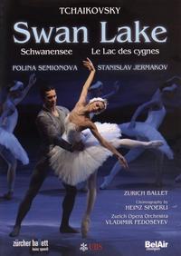 Piotr-Ilitch Tchaïkovski - Swan Lake (Le Lac des cygnes). 1 DVD