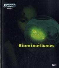 Lauren Kamili et Perig Pitrou - Techniques & culture N° 73, 2020/1 : Biomimétisme(s).