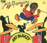 Cabu - The Jazz Messengers - Une anthologie 1954-1958. 2 CD audio