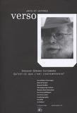 Jean-Luc Chalumeau et Lydwine Saulnier-Pernuit - Verso Arts et Lettres N° 36, Janvier 2005 : Gérard Guyomard - Qu'est-ce que l'art contemporain ?.