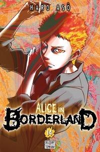 Haro Asô - Alice in Borderland T14.