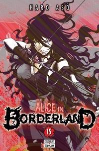 Haro Asô - Alice in Borderland T15.
