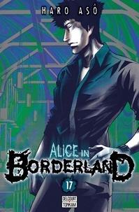 Haro Asô - Alice in Borderland T17.