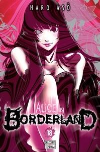 Haro Asô - Alice in Borderland T18.