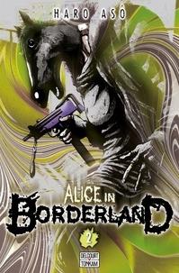 Haro Asô - Alice in Borderland Tome 2 : .