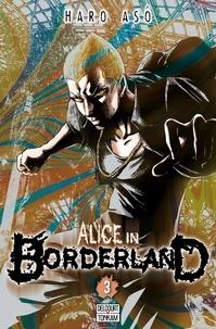 Haro Asô - Alice in Borderland Tome 3 : .