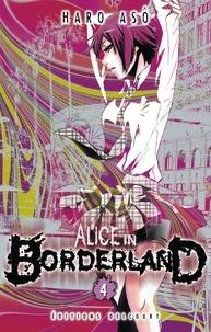 Haro Asô - Alice in Borderland Tome 4 : .